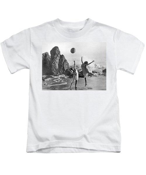 Beach Ball Dancing Kids T-Shirt