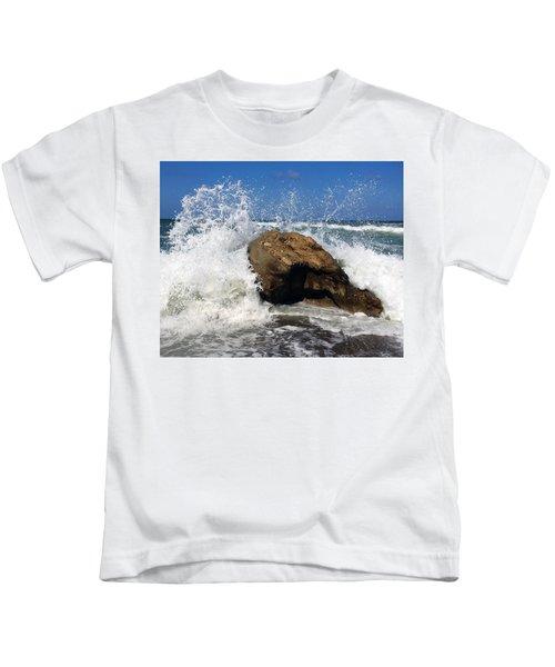 Beach Greece Kids T-Shirt