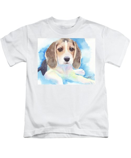 Beagle Baby Kids T-Shirt