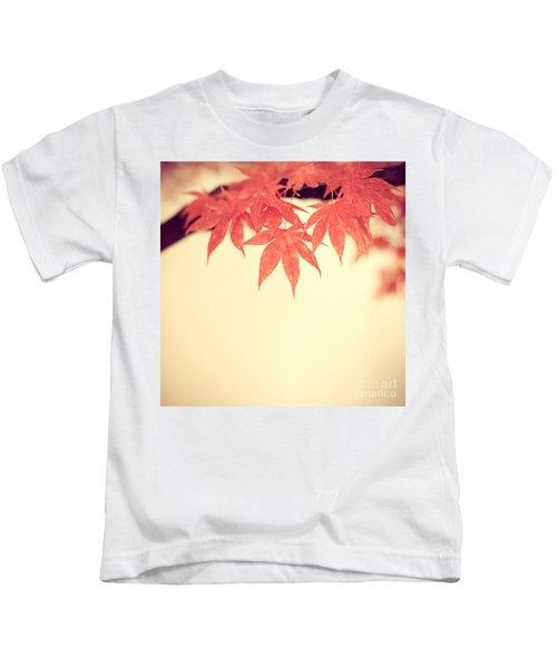Beautiful Fall Kids T-Shirt