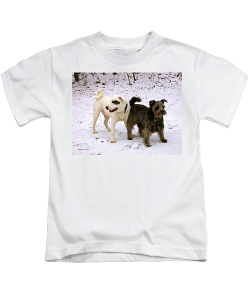 Best Buddies Kids T-Shirt
