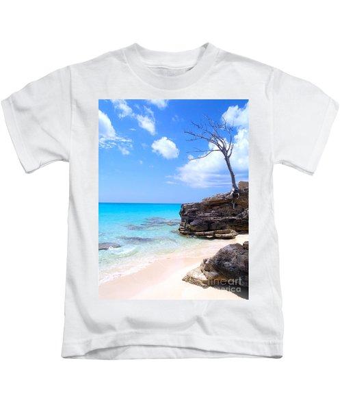 Bimini Beach Kids T-Shirt