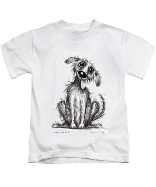Bingo The Dog Kids T-Shirt