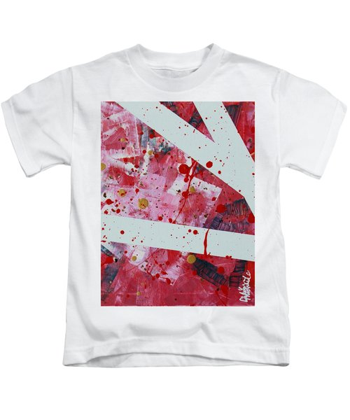 Blood On The Leaves Kids T-Shirt