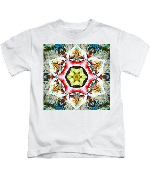 Blooming Fibonacci Kids T-Shirt