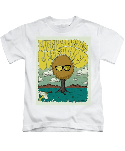 Bob Dylan - Everybody Must Get Stoned Kids T-Shirt