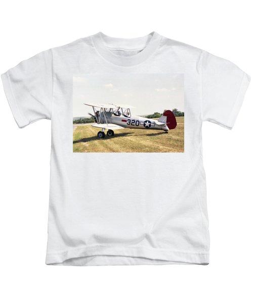Boeing Stearman Kids T-Shirt