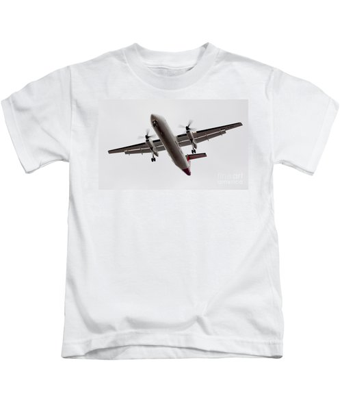 Bombardier Dhc 8 Kids T-Shirt