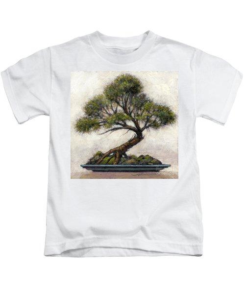 Bonsai Cedar Kids T-Shirt