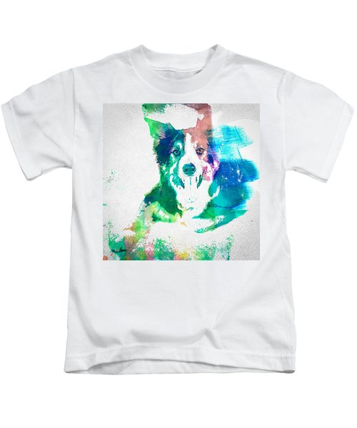 Border Collie - Wc Kids T-Shirt