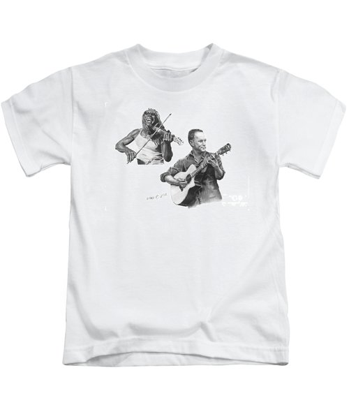 Boyd And Dave Kids T-Shirt