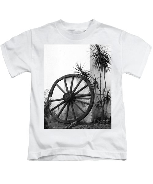 Broken Wheel Kids T-Shirt