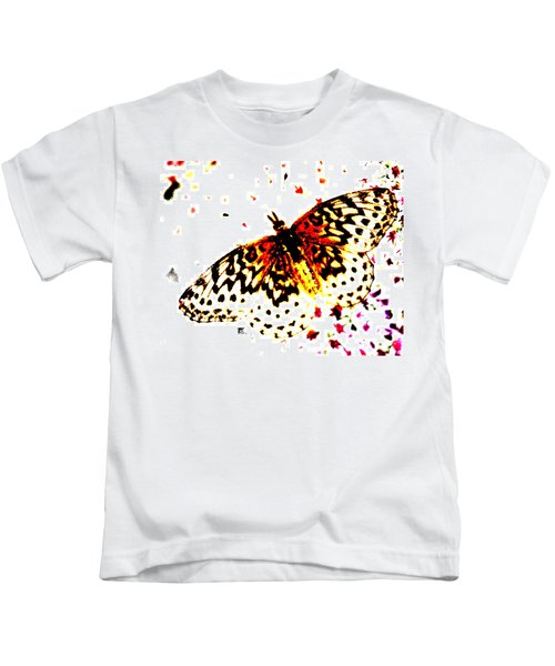 Butterfly 4 Kids T-Shirt