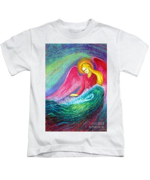 Calming Angel Kids T-Shirt