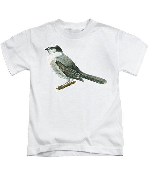 Canada Jay Kids T-Shirt