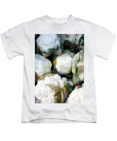Cauliflower Bouquet Kids T-Shirt
