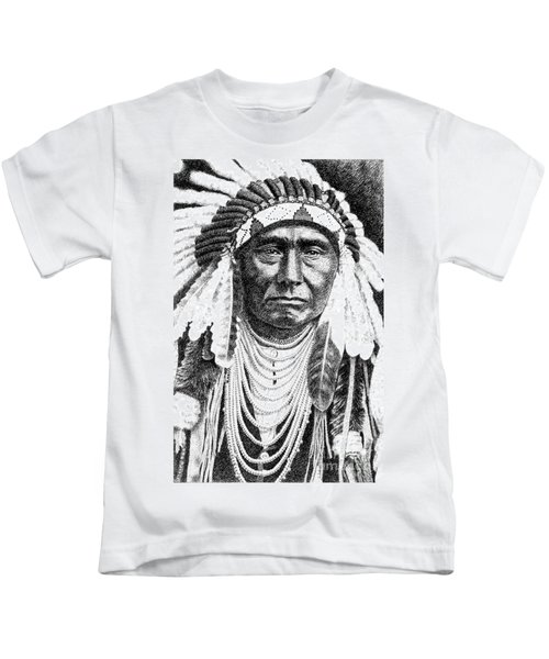 Chief-joseph Kids T-Shirt