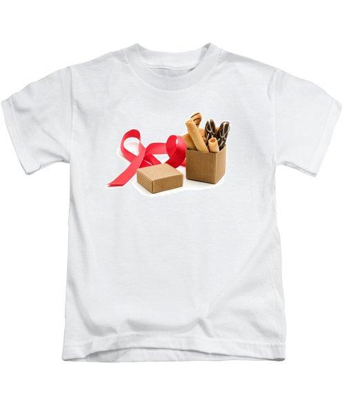 Chocolate Gift Kids T-Shirt