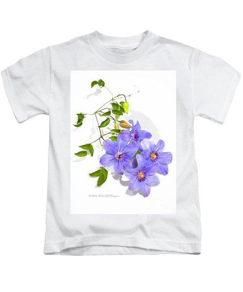 Clematis Kids T-Shirt
