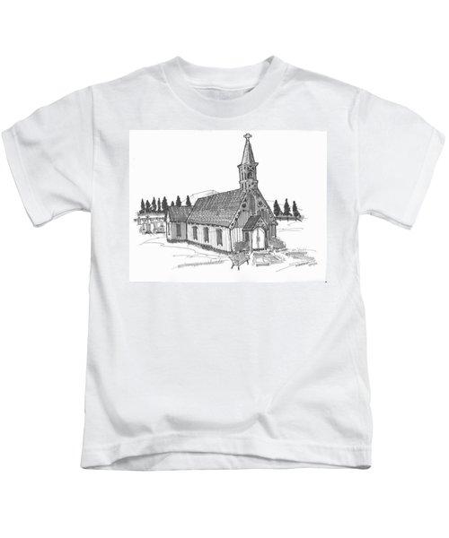 Clermont Chapel Kids T-Shirt