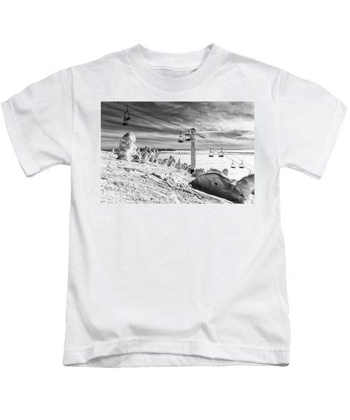 Cloud Lift Kids T-Shirt