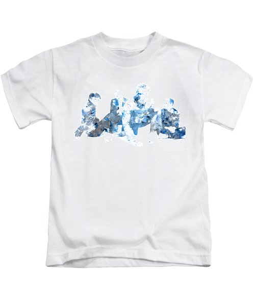 Coldplay Kids T-Shirt by Brian Reaves