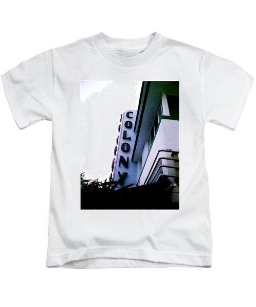 Colony Polaroid Kids T-Shirt
