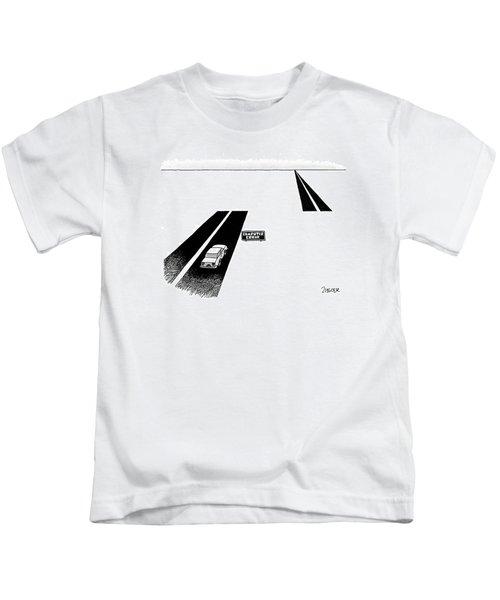 'computer Error' Kids T-Shirt