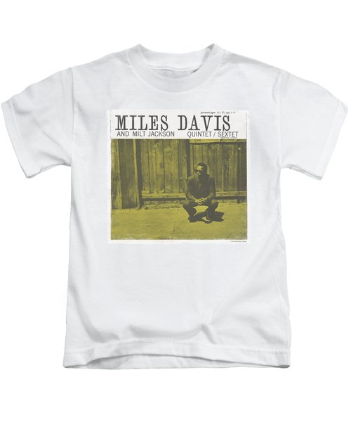 Concord Music - Miles And Milt Kids T-Shirt