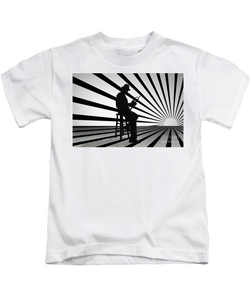 Cool Jazz 2 Kids T-Shirt