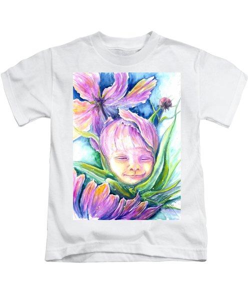 Cosmos Bud Kids T-Shirt