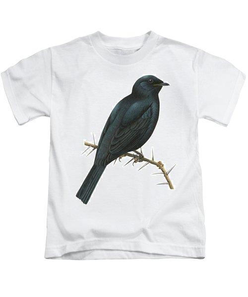 Cuckoo Shrike Kids T-Shirt