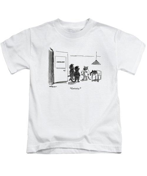 Curiosity Kids T-Shirt