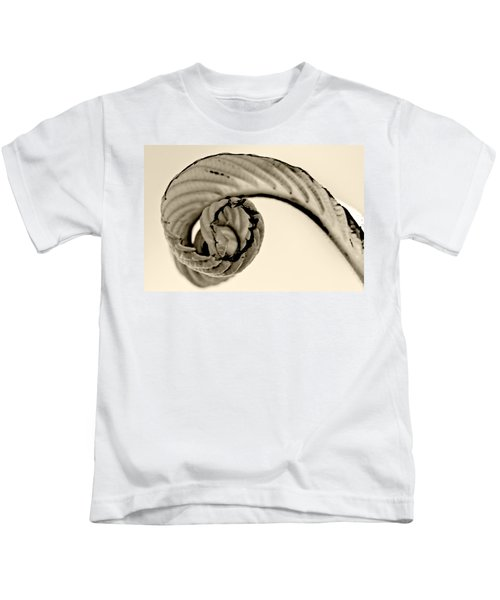 Curled Kids T-Shirt