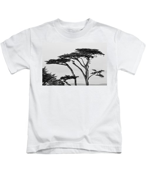 Dark Cypress Kids T-Shirt