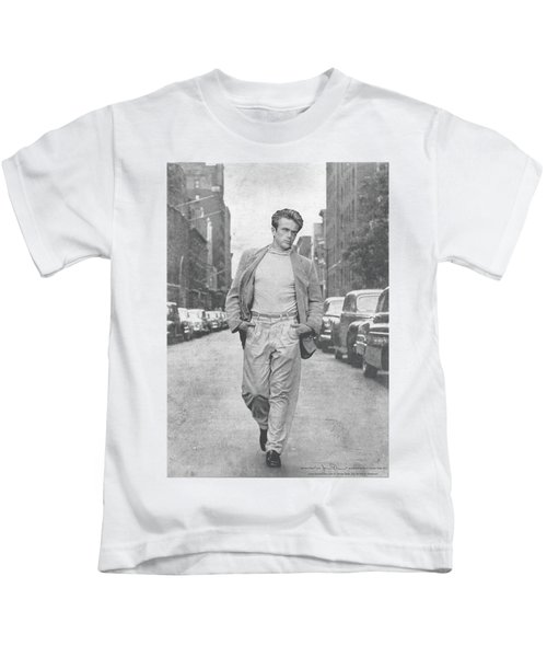 Dean - Walk The Walk Kids T-Shirt