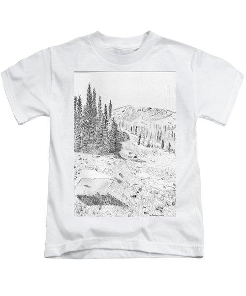 Devil's Castle Kids T-Shirt