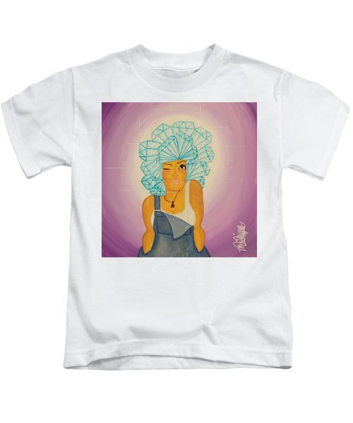 Diamond In The Rough Kids T-Shirt