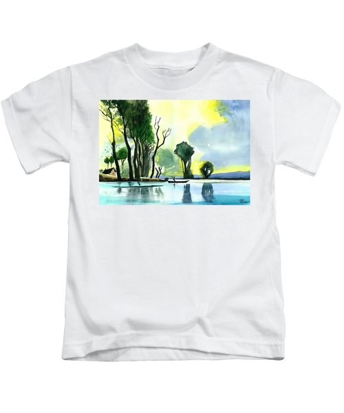 Distant Land Kids T-Shirt