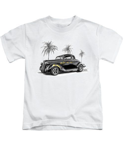 Dodge Coupe Kids T-Shirt