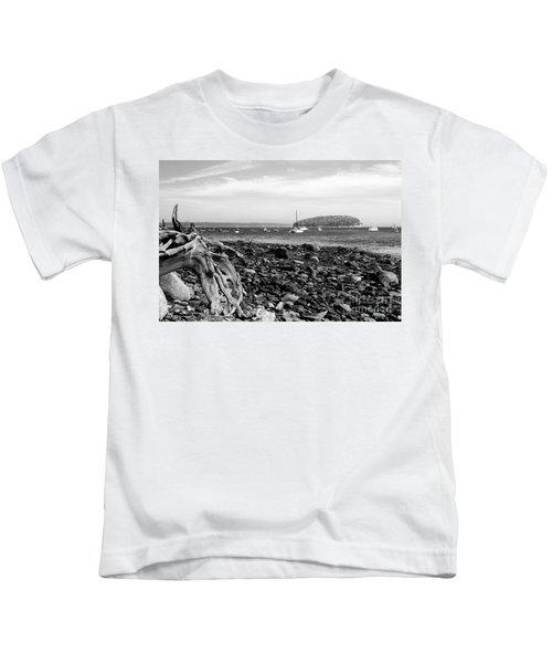 Driftwood And Harbor Kids T-Shirt