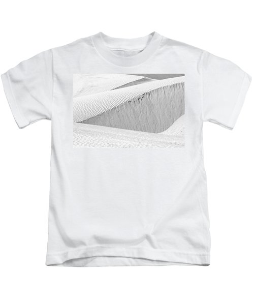Dune Abstract, Paryang, 2011 Kids T-Shirt
