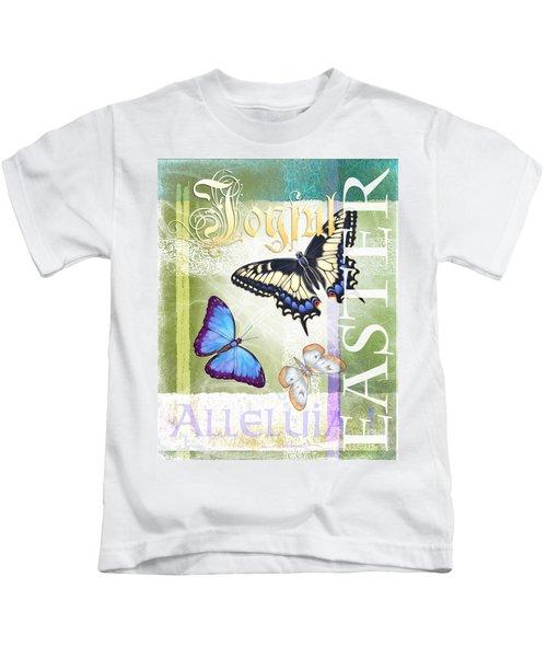 Easter Alleluia Kids T-Shirt