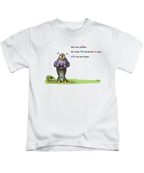 Easter Haiku Kids T-Shirt