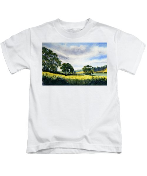 Eastfields From Woldgate Kids T-Shirt