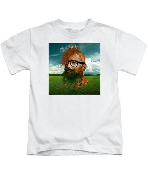 Eco Hipster Kids T-Shirt