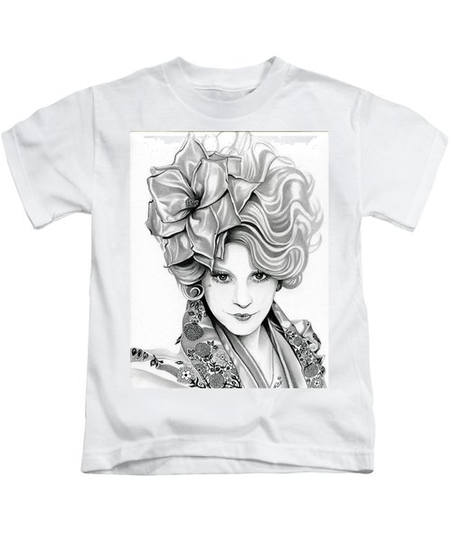 Effie Trinket - The Hunger Games Kids T-Shirt