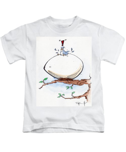 Eggbert Kids T-Shirt
