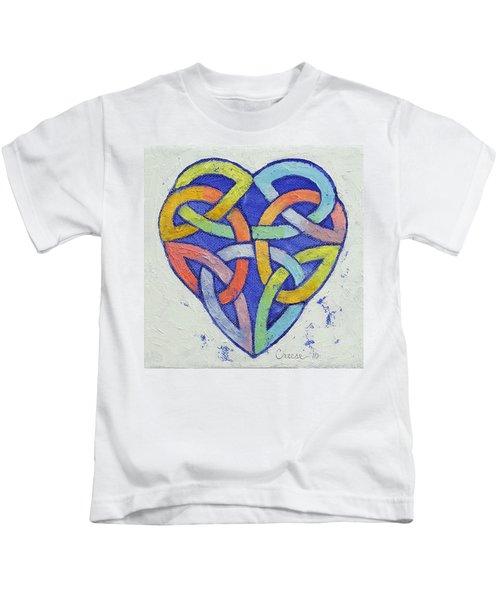 Endless Rainbow Kids T-Shirt