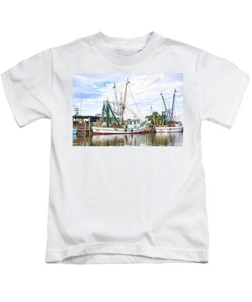 Evening Tide Kids T-Shirt